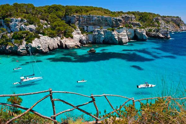Menorca,rumbo al paraíso