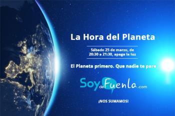 El sábado 25 de marzo todos tendremos la oportunidad de sumarnos a 'La hora del planeta' un año más. 60 minutos sin luces que simbolizan la lucha por intentar evitar el cambio climático