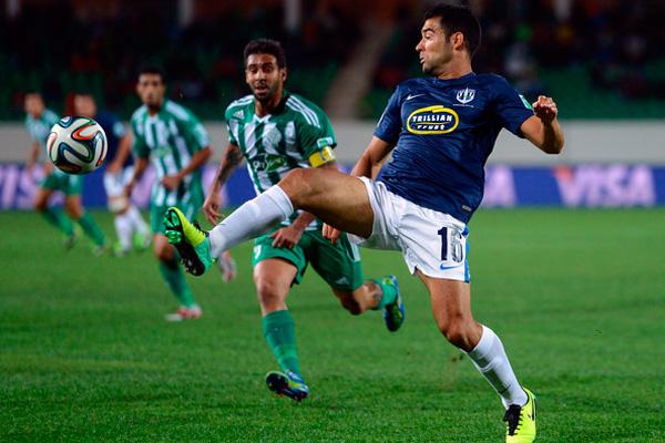 Cristóbal Márquez refuerza al conjunto azulón