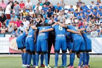 Nuestro Fuenla cayó en los play-offs con un gol de penalti de Jesús Rubio en el 56, el Fuenla tiro de corazón y de coraje para la heroica con el apoyo del Torres detrás, pero eso no fue suficiente