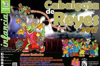 """Se abre el plazo de inscripción para acompañar a """"Fuenli"""" en la Cabalgata de Reyes de Fuenlabrada"""