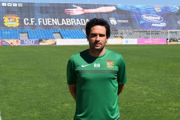 Rubén Anuarbe ocupará el puesto de delegado en el C.F. Fuenlabrada