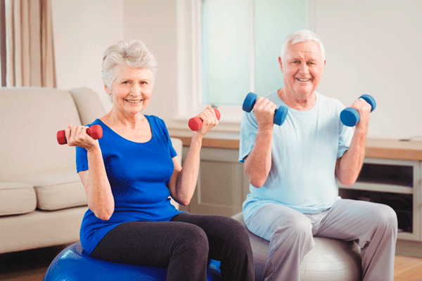 Mantén una vida activa y mejora tu salud