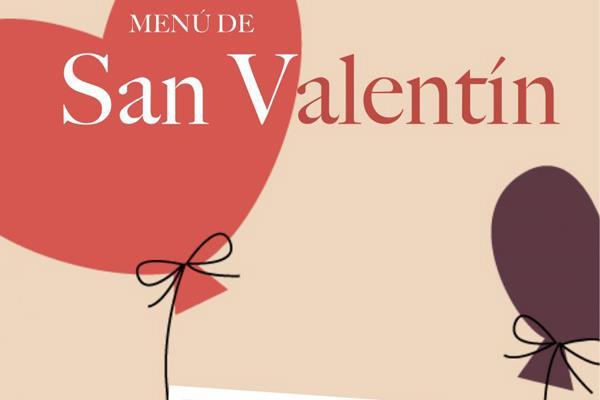 En el mes de febrero disfrutaremos de un menú romántico