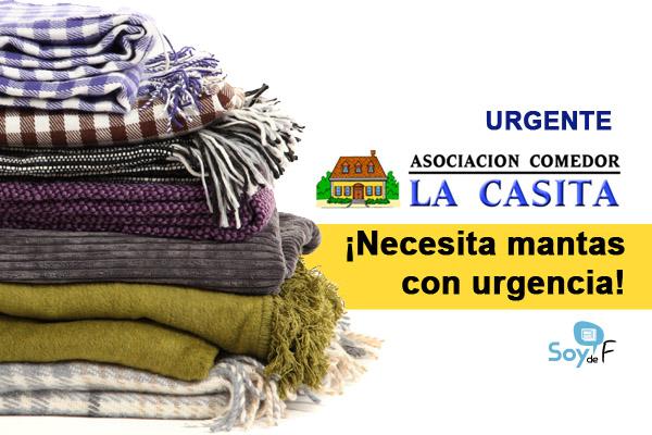 Nos espera un frio invierno y hay personas en Fuenlabrada que necesitan mantas urgentemente